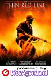 Poster van 'The Thin Red Line' © 1998