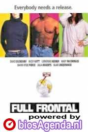Poster van 'Full Frontal' © 2002 RCV