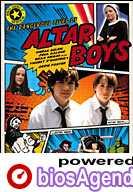 Poster van 'The Dangerous Lives of Altar Boys' © 2002