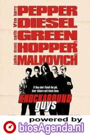 Poster van 'Knockaround Guys' © 2001 Paradiso Filmed Entertainment