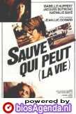 Poster van 'Sauve qui peut (la vie)' © 1979 New Yorker Films