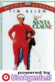 Poster van 'The Santa Clause' © 1994
