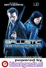 Poster van 'Ballistic: Ecks vs. Sever' © 2002 Warner Bros.
