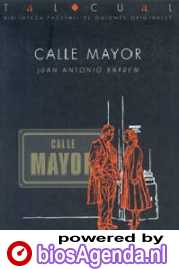Poster 'Calle Mayor' © 1956