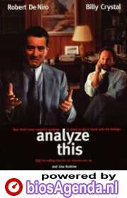 Poster 'Analyse This' (c) 1999 Warner Bros