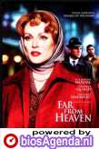 Poster van 'Far from Heaven' © 2003 Paradiso