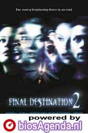 Poster 'Final Destination 2' © 2003 RCV
