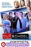 Poster 'Old School' © 2003 UIP