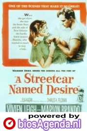 Poster 'A Streetcar named Desire' © 1951