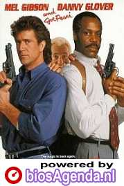poster 'Lethal Weapon 3' © 1992