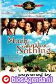 poster 'Much Ado About Nothing' © 1993