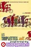 poster van 'Les Triplettes de Belleville' © 2003 Bright Angel Distribution