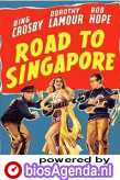 poster 'Road to Singapore' © 1940