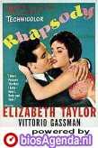 poster 'Rhapsody' © 1954