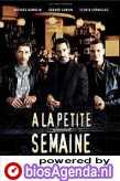 poster 'À la Petite Semaine' © 2003