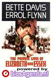 poster 'The Private Lives of Elisabeth and Essex' © 1939 Warner Bros.