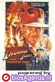 poster 'Indiana Jones and the Temple of Doom' © 1984 Paramount Pictures