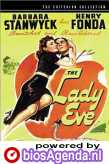 poster 'The Lady Eve' © 1941