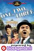 poster 'One, Two, Three' © 1961