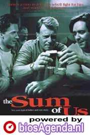 poster 'The Sum Of Us' © 1995 Samuel Goldwyn Company