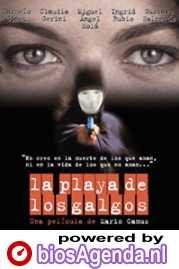 poster 'La Playa de los Galgos'