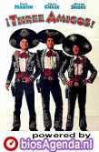 poster 'Three Amigos' © 1986 HBO