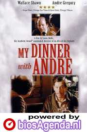 poster 'My Dinner with André' © 1981 Saga Productions Inc.