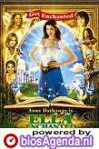 teaser poster 'Ella Enchanted' © 2004 RCV Film Distribution