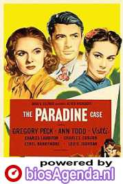 poster 'The Paradine Case' © 1947 United Artists