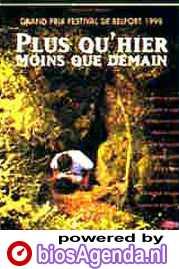 poster 'Plus qu'hier Moins que Demain' © 1998 Movimento Productions