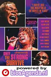poster 'Only the Strong Survive' © 2002 Pennebaker Hegedus Films