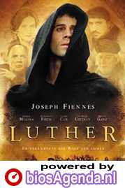 poster 'Luther' © 2003 RCV Filmdistribution