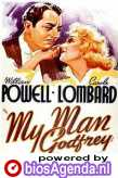 poster 'My Man Godfrey' © 1936 Universal Pictures