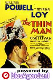poster 'The Thin Man' © 1934 Metro-Goldwyn-Mayer (MGM)