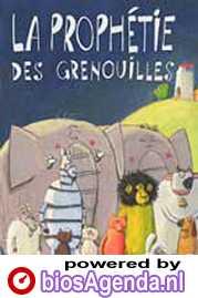 poster 'La Prophétie des Grenouilles'