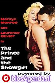 poster 'The Prince and the Showgirl' © 1957 L.O.P / Marilyn Monroe Productions