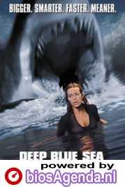 poster 'Deep Blue Sea' © 1999 Warner Bros.
