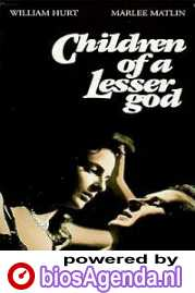 poster 'Children of a Lesser God' © 1986  	 Paramount Pictures