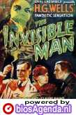 poster 'The Invisible Man' © 1933 Universal Pictures