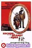 poster 'Escape from the Planet of the Apes' © 1971 20th Century Fox