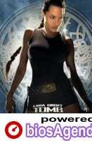 Poster 'Lara Croft: Tomb Raider' © 2001 UIP