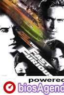 poster 'The Fast and the Furious' © 2001 UIP
