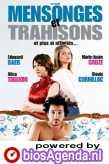 poster 'Mensonges et Trahisons et plus si affinités...' © 2004 EuropaCorp Distribution