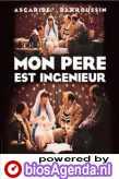 poster 'Mon Père est Ingénieur' © 2004 Agat Films & Cie