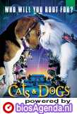 Filmposter 'Cats and Dogs' (c) 2000 Village Roadshow Pictures