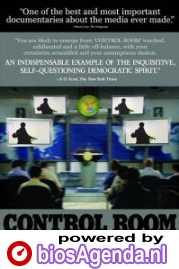 Poster Control Room (c) 2004 Magnolia Pictures