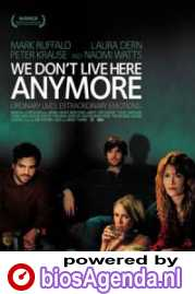 Poster We Don't Live Here Anymore (c) 2004   Warner Independent Pictures