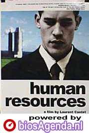 Filmposter van 'Ressources Humaines' © 2001 Cinemien