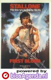 Poster First Blood (c) 1982 Orion Pictures