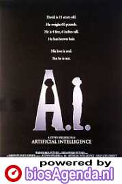 Filmposter 'A.I. Artificial Intelligence' © 2001 Warner Bros.